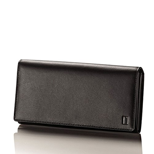 Hartmann Belting Continental Leather Wallet in Heritage Black -