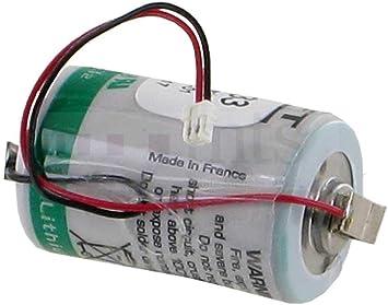 3,6vV 1100mah Batería de litio para Winkhaus cilindro de la ...