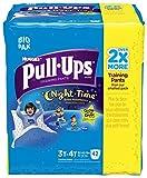 Health & Personal Care : Huggies Pull-Ups Training Pants Night Time Disney Design 3T-4T - 42 CT