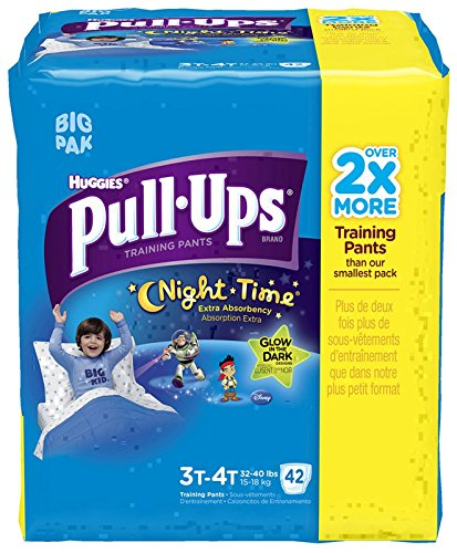 Huggies Pull Ups Training Disney Design