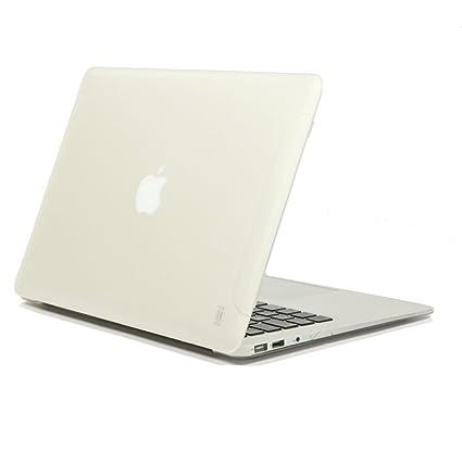 "Aiino Hard Shell AIMBA13M-CLR Funda rígida para portátil Apple MacBook Air 13 ""antideslizante"