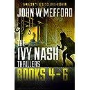 The Ivy Nash Thrillers: Books 4-6: Redemption Thriller Series 10-12 (Redemption Thriller Series Box Set Book 4)