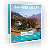Buyagift One Night Charming Escape Experience Gift Box - 210 overnight stays with breakfast for two people