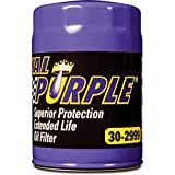 Royal Purple 30-2999-CS Extended Life Oil Filter, (Pack of 6)