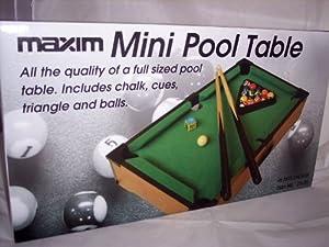Maxim Mini Pooltisch