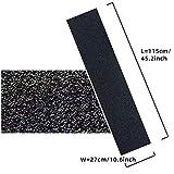 BooTaa Skateboard Grip Tape Sheet,45.2x10.6