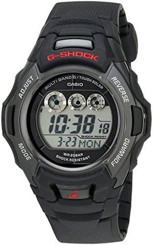 G-Shock Men s Tough Solar Black Resin Sport Watch