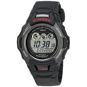 51PGdA97A8L. SS300  - G-Shock Men's Tough Solar Black Resin Sport Watch