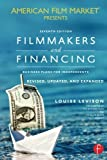 img - for Filmmakers and Financing (American Film Market Presents) by Louise Levison (2013-02-13) book / textbook / text book