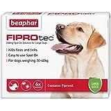 Beaphar FIPROtec Spot on Large Dog 6 Pipettes