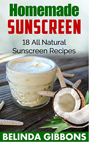 All Natural Sunscreen Recipe - 2