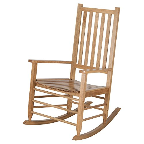 Hinkle Chair Company Alexander Mid-Sized Adult Rocking Chair, Maple by Hinkle Chair Company