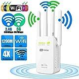 Best Wi Fi Range Extender Ac1200s - Cewaal AC1200 Wi-Fi Router - Wireless Range Extender Review