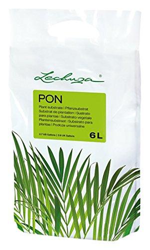 8 opinioni per Lechuza- Pon, Substrato granulare per piante d'appartamento, 6 l