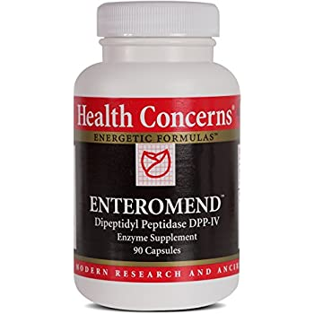 Amazon.com: Health Concerns - Enteromend - Dipeptidyl ...