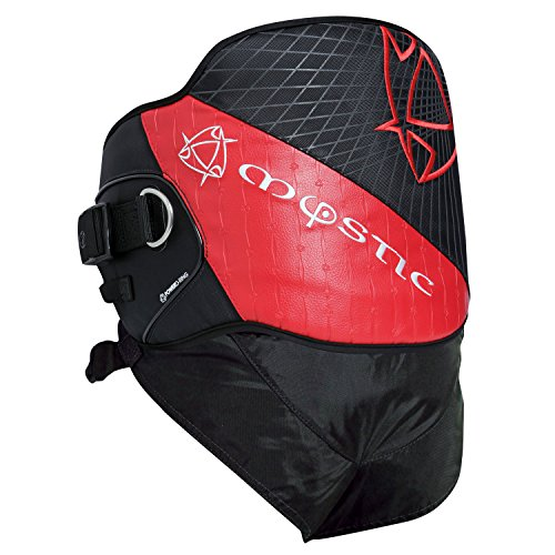Mystic Star (Mystic Star Kitesurf Seat Harness 2014 - Black/Red M)
