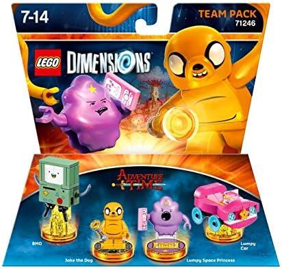 LEGO Dimensions: Adventure Time: Amazon.es: Videojuegos