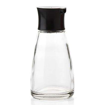 Líquidos ampollas de vidrio botella de la salsa Engrasador botella de salsa de soya Vinagre sellado