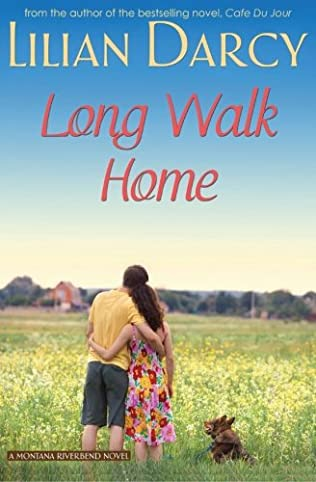 book cover of Long Walk Home