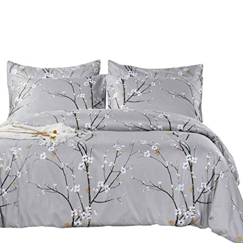 SexyTown Spring Bloom Pattern Comforter Set Queen (90