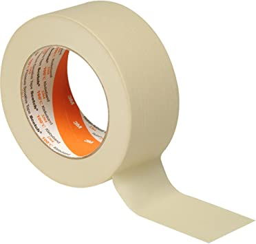 Roll of 75mm x 50m Double Sided Adhesive Tape.