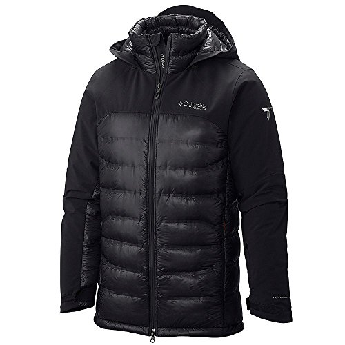 Columbia Heatzone TurboDown Hooded Jacket