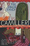 The Snack Thief by Andrea Camilleri front cover