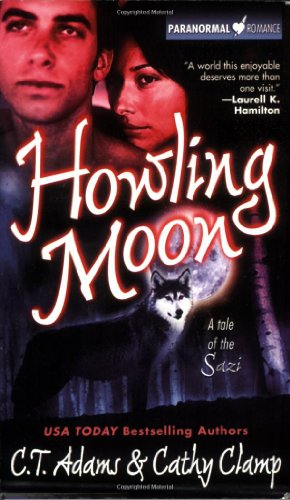 Howling Moon (Tales of the Sazi, Book 4) by Brand: Tor Paranormal Romance