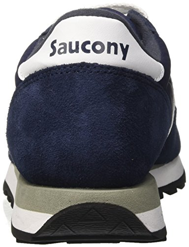 Multicolore Homme white navy Running De Saucony Original Jazz Chaussures aO4fY
