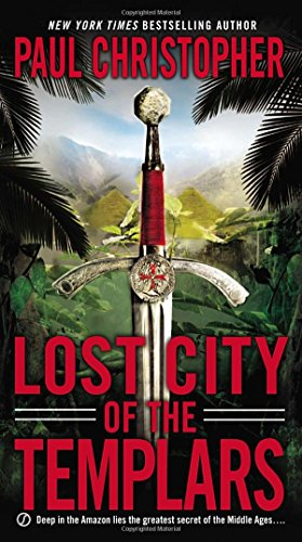 book cover of Lost City of the Templars