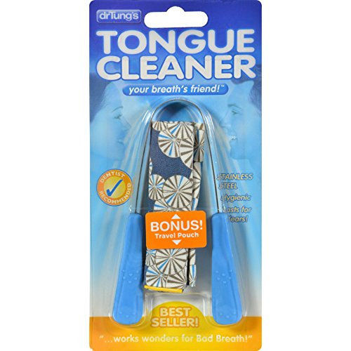 Dr. Tungs Products Tongue Cleaner 12 ct by Dr. Tung's