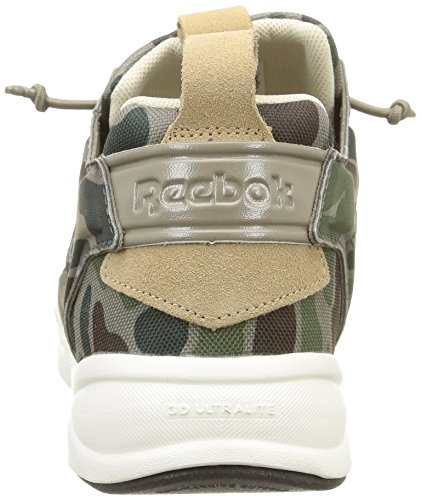Homme Chaussures Reebok sage Cement silverygreen Furylite Camo 8qCwvn7T