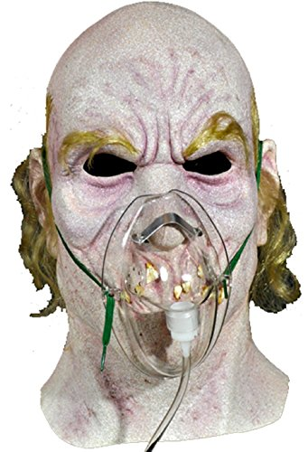 House 1000 Corpses Costumes - HOUSE OF 1,000 CORPSES DOCTOR SATAN HALLOWEEN MASK