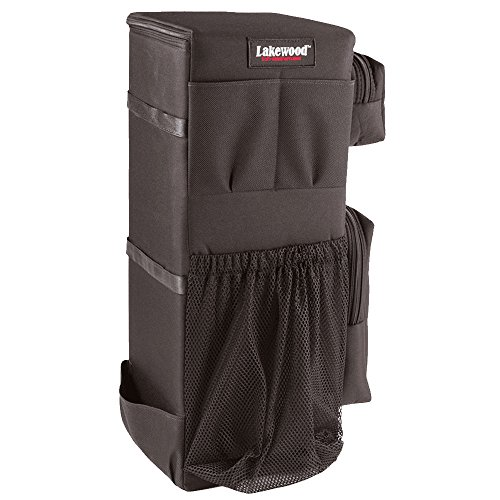 Lakewood Products Ice Pack Case, Black