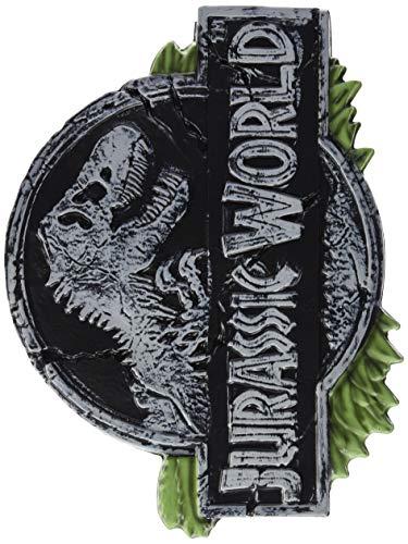 Halloween Party Logo (Jurassic World Vacuform Wall)