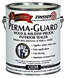 zinser sealer - Rust-Oleum 2681 Clear Zinsser Perma-Guard Mold and Mildew-Proof Sealer, 1 gal Can (Pack of 2)