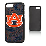 Keyscaper NCAA Auburn Tigers KBMPI7-0AUB-PAISL1 Apple iPhone Bump Case, iPhone 8/7, Black