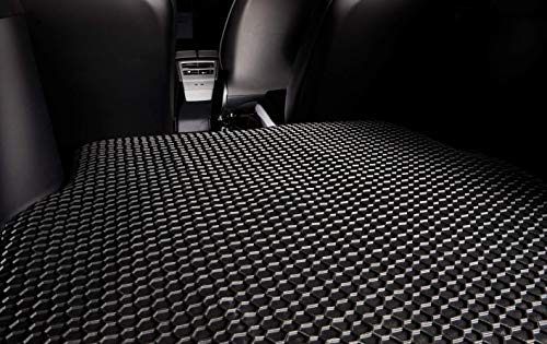 TOUGHPRO Cargo/Trunk Mat Accessories Compatible with Mazda CX-5 - All Weather - Heavy Duty - (Made in USA) - Black Rubber - 2013, 2014, 2015, 2016