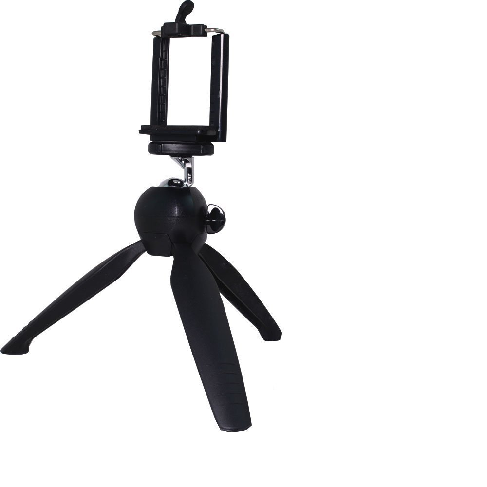 XP PhotoGear XPYT-288 Mini Tripod for smart phone, Black