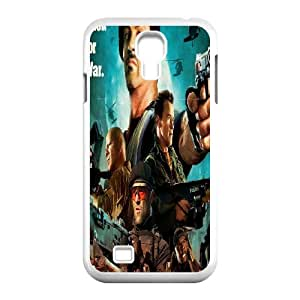 Movie The Expendables for Samsung Galaxy S4 I9500 Phone Case 8SS458419