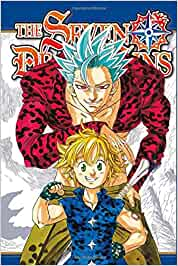 The Seven Deadly Sins: Notebook For Anime Lovers, Journal for Writing Gift for students Boys & Girls, Composition Book |College-ruled … (6x9 - 100 Pages)
