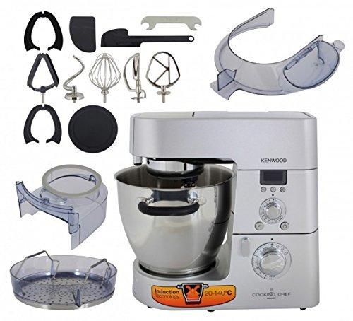 Kenwood cooking chef km094 robot de cocina por inducci n for Robot cocina silvercrest