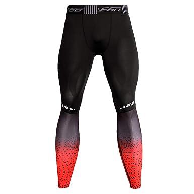 Btruely Herren_Pantalones Moda Hombres Pantalones Deportivos Leggings Fitness Sports Gym Running Yoga