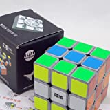 Yj Moyu Huanying 3x3x3 Silver Speed Cube Puzzle 3x3 New Toy