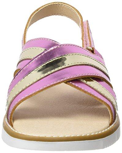 Pablosky 452070, Sandalias con Punta Abierta Para Niñas Varios colores (Varios colores 452070)