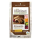 Cheap Instinct Freeze Dried Raw Market Grain Free Chicken Recipe Nuggets For Dogs By Nature'S Variety, 15 Oz. Bag