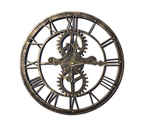 gears wall clock - 5