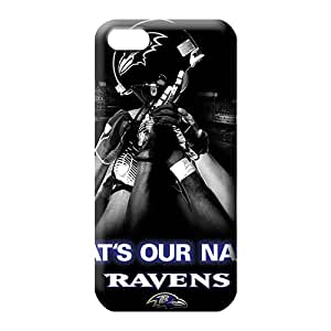 iphone 6plus 6p phone cover shell PC Impact Protective Cases baltimore ravens