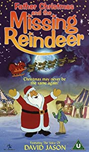 Father Christmas and the Missing Reindeer [VHS]