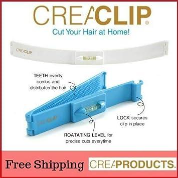 Admirable Amazon Com Original Creaclip Set Diy Hair Cutting Tool Kit Clip Schematic Wiring Diagrams Amerangerunnerswayorg